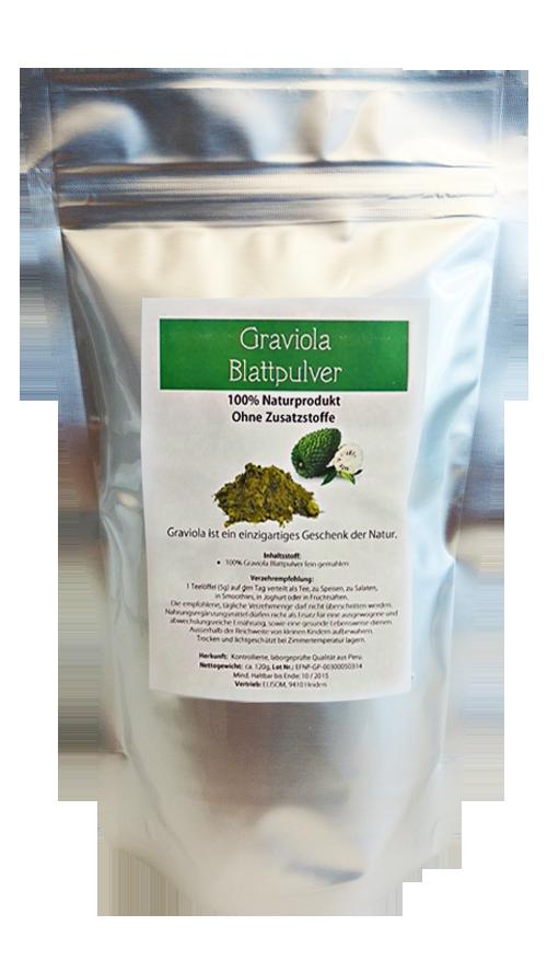 Graviola-Eigenschaften zur Gewichtsreduktion